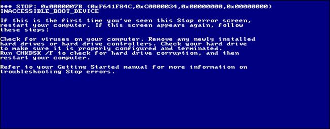 """Устранение """"синего экрана смерти"""" на Windows 10 [ИНСТРУКЦИЯ]"""