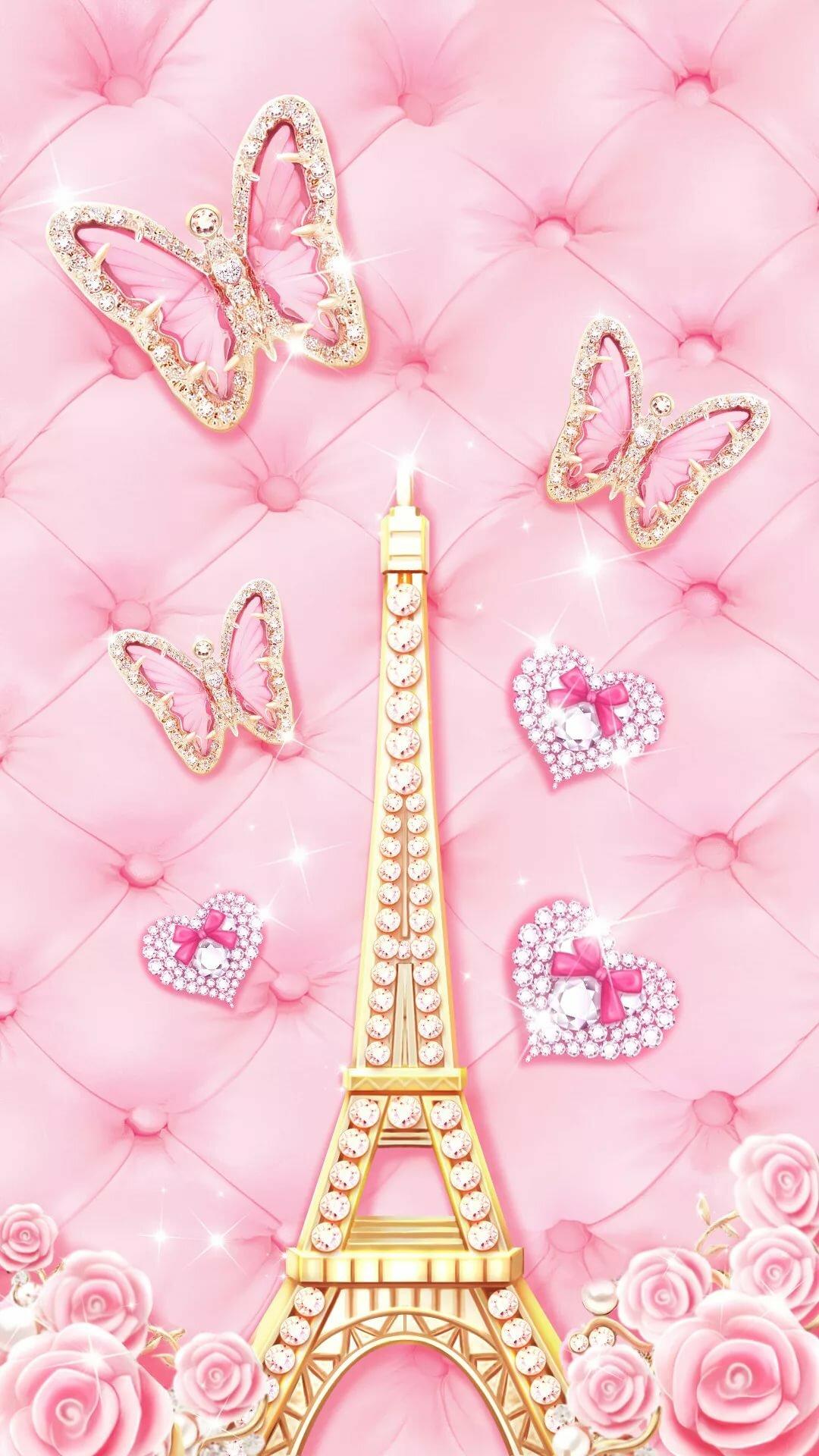 Картинки на телефон заставку для девочек