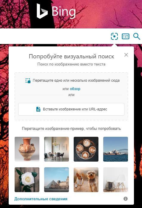 Поиск по фото, поиск по картинке - лучшие сервисы