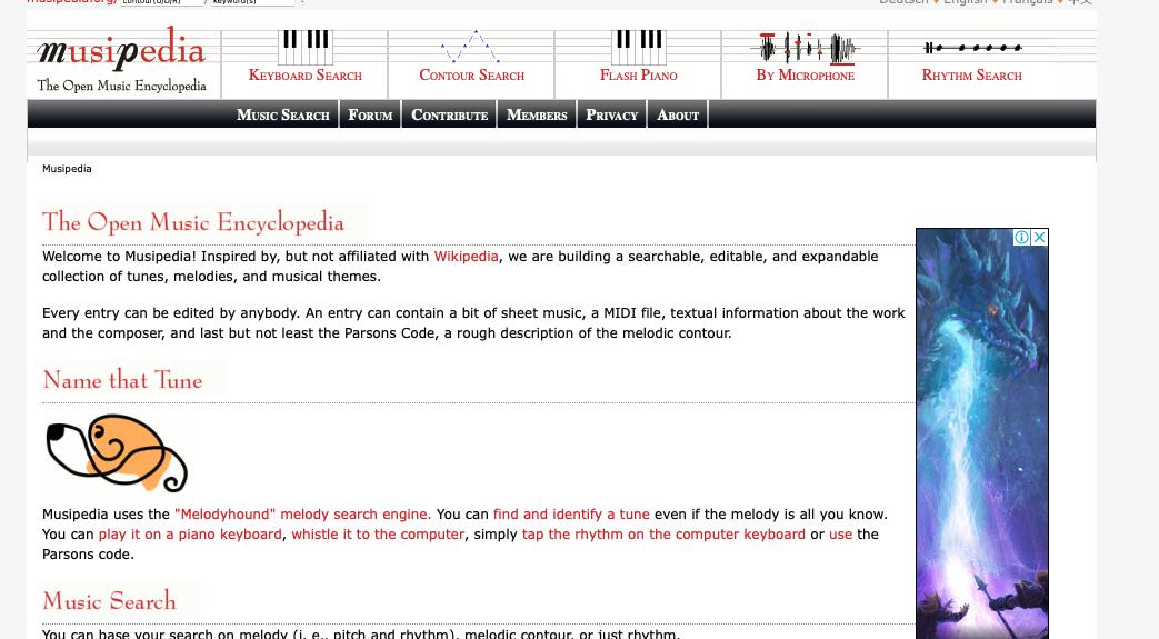 Что за музыка играет? ТОП-7 инструментов, которые помогут определить, кто поет и что за песня!