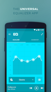ТОП-8 эквалайзеров на Андроид
