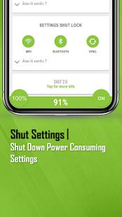 Закрыть все приложения! Или как отключить фоновую активность, съедающую батарею смартфона...
