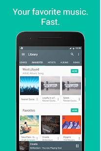Музыкальный плеер на твой телефон. 10 лучших мобильных приложений для Android!