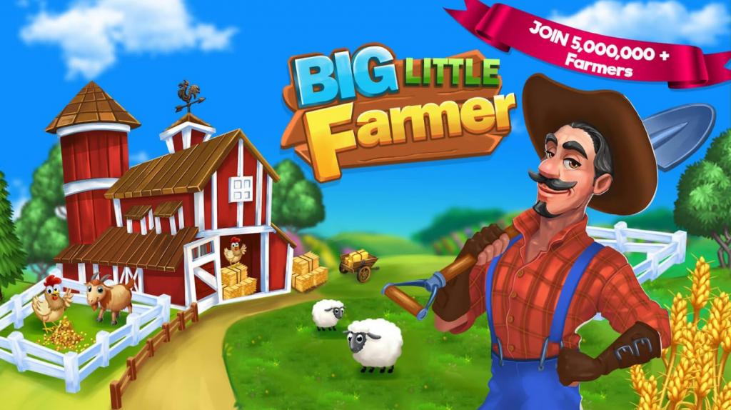 Поиграем в ферму? ТОП-9 популярных игр!
