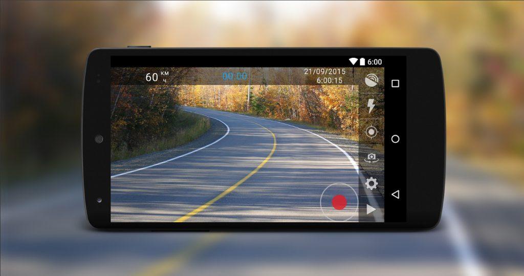 7 лучших видеорегистраторов на телефон Андроид