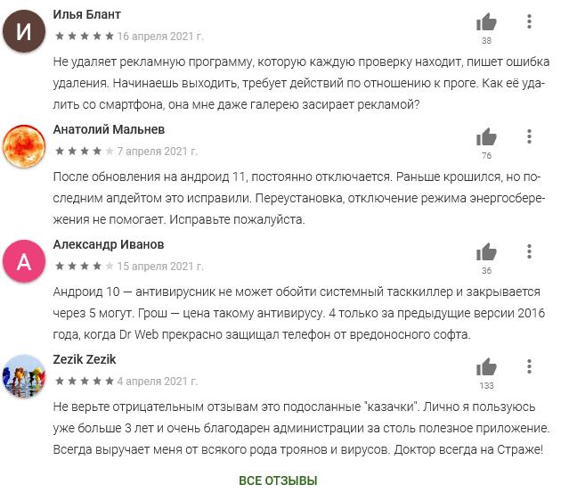 7 лучших бесплатных антивирусов для Android