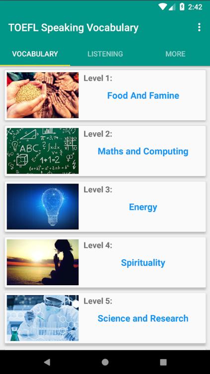 7 лучших приложений для подготовки к TOEFL