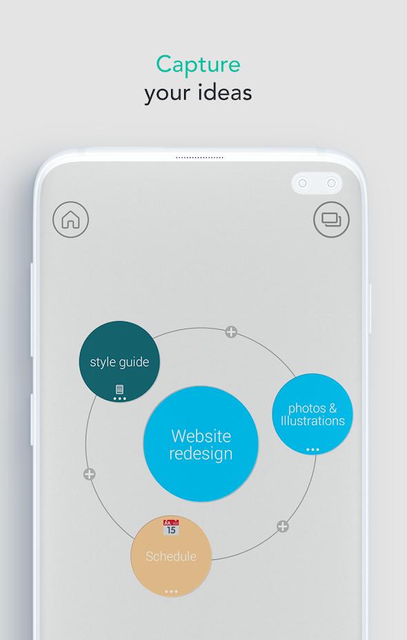 7 приложения для создания интеллект-карт на смартфоне