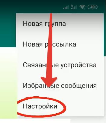 Блокировка чата WhatsApp отпечатком пальцев. И снятие защиты